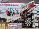 Picture for Freddie Rahmer, Brent Marks, Logan Wagner earn 410 sprint wins in central Pa. on Saturday