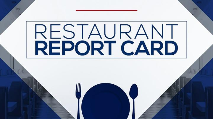 Cover for Critters cause failing scores for two local restaurants