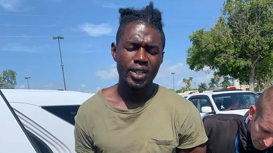 Picture for Alleged car thief captured in Martin County is wanted for attempted murder