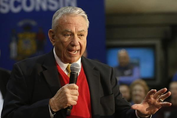 Picture for Tommy Thompson has surgery after water-skiing accident