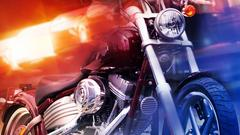 Cover for 1 Dead, 1 Badly Injured in Motorcycle Crash in Brandon, Minnesota