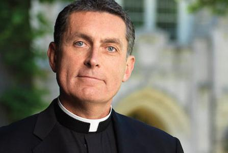 Picture for Loyola University Maryland names new president