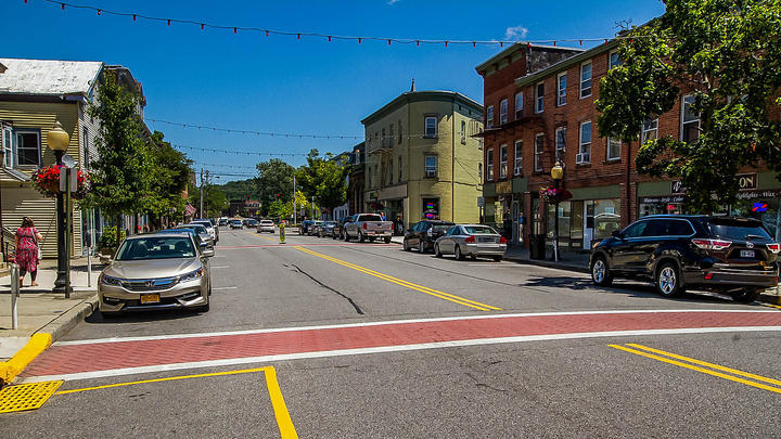 Cover for This Hudson Valley Town Was Nominated as One of the Best Small Towns to Visit