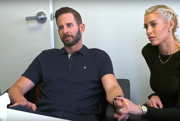 Picture for WATCH: Heather Rae Young Holds Tarek El Moussa's Hand as He Finds Out He Has Celiac Disease