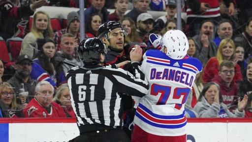 The New York Rangers Agree To Terms With Tony Deangelo News Break