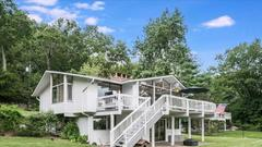 Cover for Uninterrupted NYC Views from This Updated 70s Contemporary in Montclair