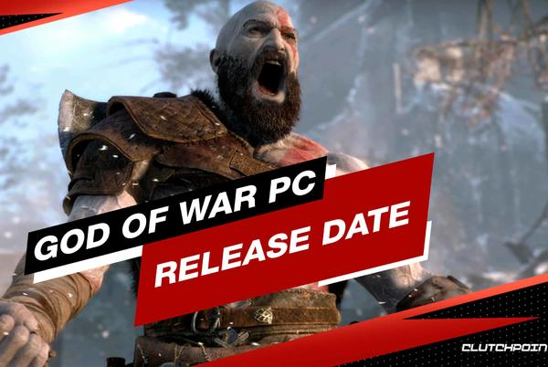 Picture for God of War PC Release Date: When is God of War coming to PC?
