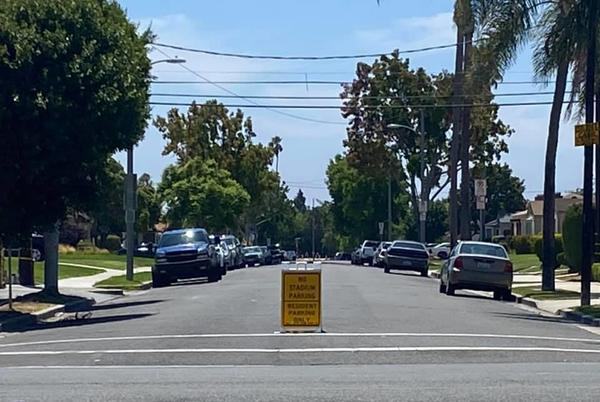 Picture for Inglewood's Parking and Traffic Commission had no input on citywide parking permit program