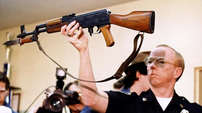 Picture for California's long history on assault weapons on the line in court battle