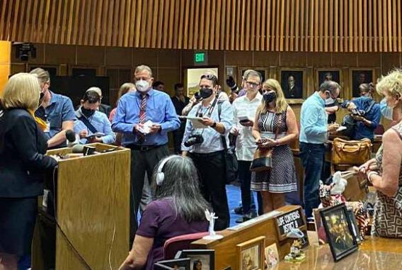 Picture for Expert Raises Questions About Ballots Counted By Maricopa County Without Voter Signatures