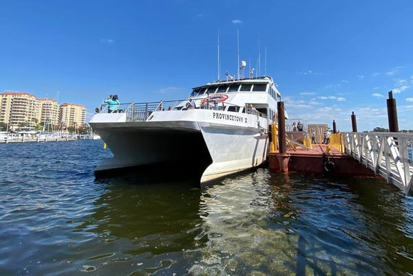 Picture for All aboard: Everything you need to know about the Cross-Bay Ferry
