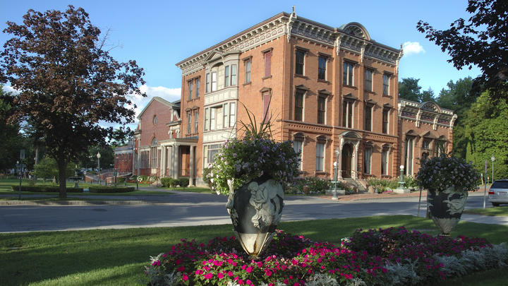 Cover for Five Museums for Visitors to Saratoga Springs, New York