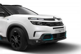 Picture for Citroen updates C5 Aircross Hybrid SUV to remind owners to plug in regularly