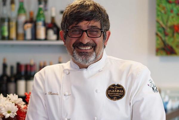 Picture for Chef Marco Barrila prepares to open gourmet food market in Riverhead