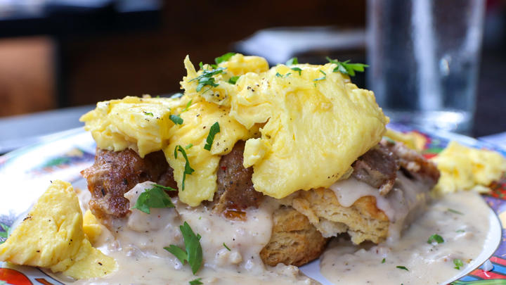 Cover for Louisville's Charitable Drag Queen Brunch: CC's Low Carb Kitchen
