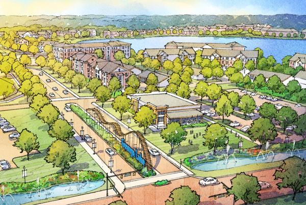 Picture for Geauga Lake multi-use redevelopment plans at former amusement park move forward