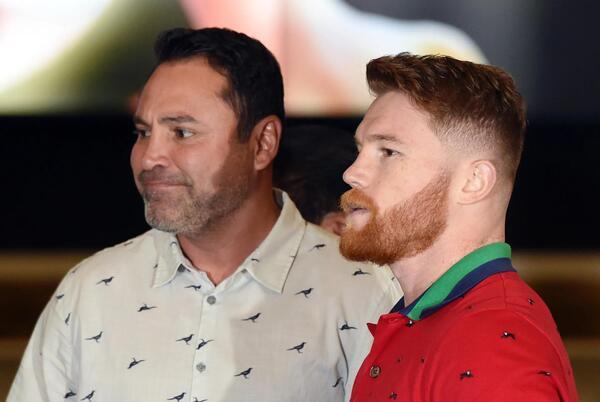 Picture for Oscar De La Hoya on Canelo-Plant fight, Garcia-Diaz negotiations, and more