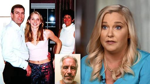 Virginia Roberts Describes Having Sex With Prince Andrew Aged 17