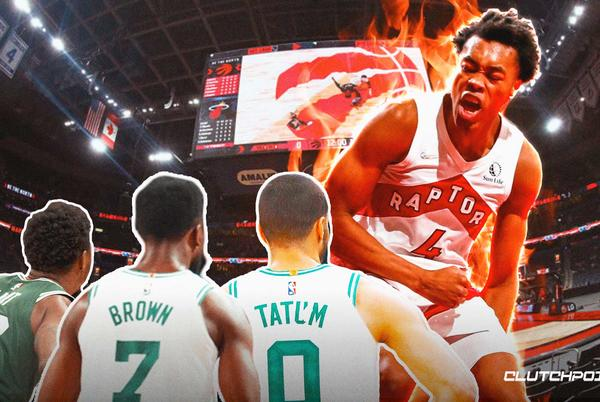 Picture for 3 key takeaways from Raptors' blowout win over Celtics