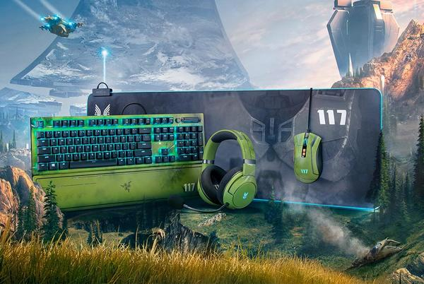 Picture for Get exclusive bonus content with these Razer Halo Infinite peripherals