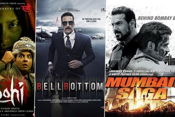Picture for Roohi, Bell Bottom, Mumbai Saga – 5 Best Opening Weekend Collections Of Hindi Theatrical Releases During Pandemic