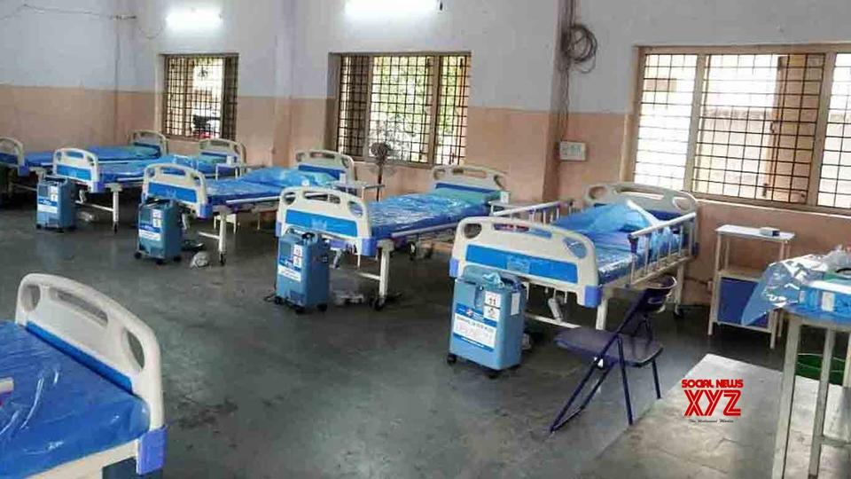 Picture for Telangana caps Covid treatment charges in pvt hospitals