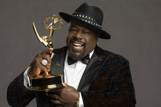 Picture for How did Cedric the Entertainer do as 2021 Emmys host? [POLL]
