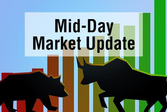 Picture for Mid-Day Market Update: Crude Oil Surges 3%; Kaival Brands Shares Plunge
