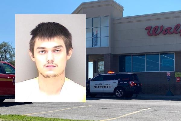 Picture for Trevor Woodruff Identified As Suspect In Deadly Shooting Outside Of Walgreens