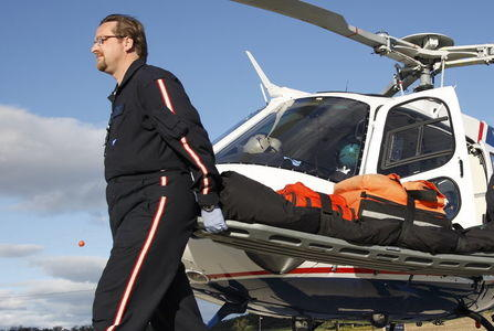 Picture for Preserve Access to Lifesaving Air Ambulances, Urge Officials to Take Action
