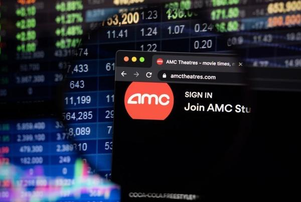 Picture for Meme Traders Trigger Five-Day AMC Rally