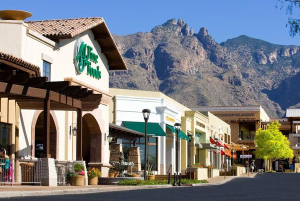 Picture for Tucson foothills shopping center sells for $172M
