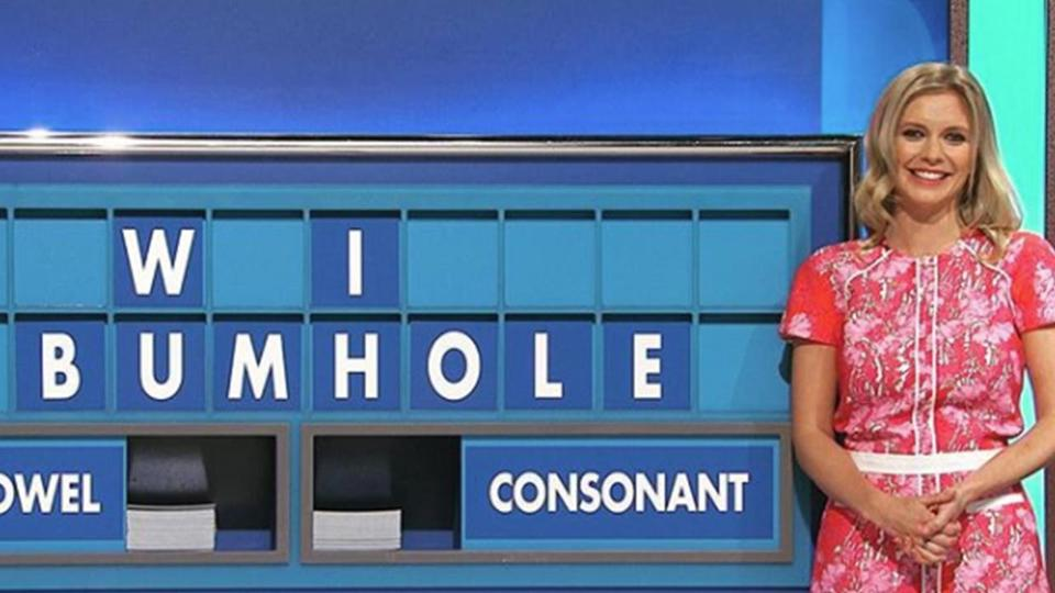 Rachel Riley Reveals Creepy Twin On 8 Out Of 10 Cats Does Countdown Christmas Special News Break