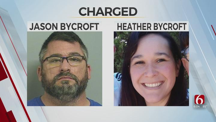 Cover for Bixby Superintendent Issues Statement After First-Grade Teacher Arrested