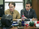 Picture for 'The Office': Steve Carell and Rainn Wilson Couldn't Keep It Together During This Iconic Scene