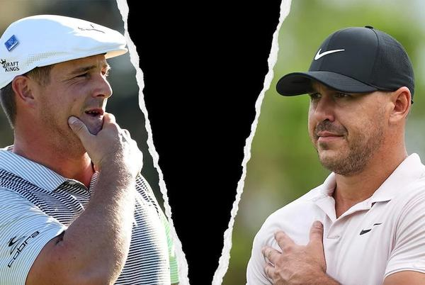 Picture for 'Suck it up and go win a damn point': US urged to pair feuding Ryder Cup team-mates Koepka and DeChambeau