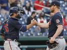 Picture for Braves outright former first-rounder Jeff Mathis to Triple-A
