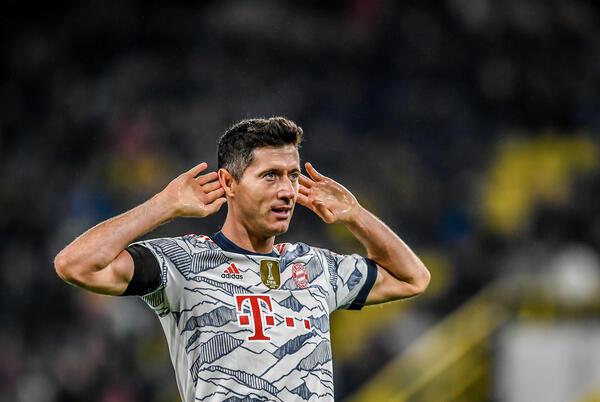 Picture for Robert Lewandowski: Bayern Munich striker wants new challenge