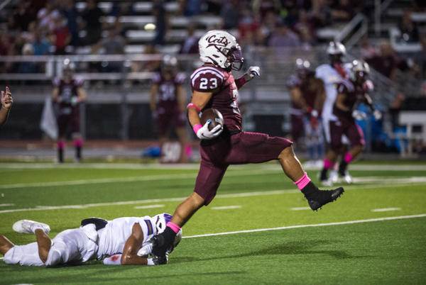 Picture for Top stars, best performances from Week 8 (Oct. 14-16) in Texas high school football