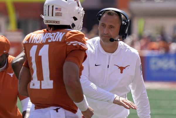 Picture for 'Elephant in the room': Steve Sarkisian, Longhorns won't ignore past struggles against TCU