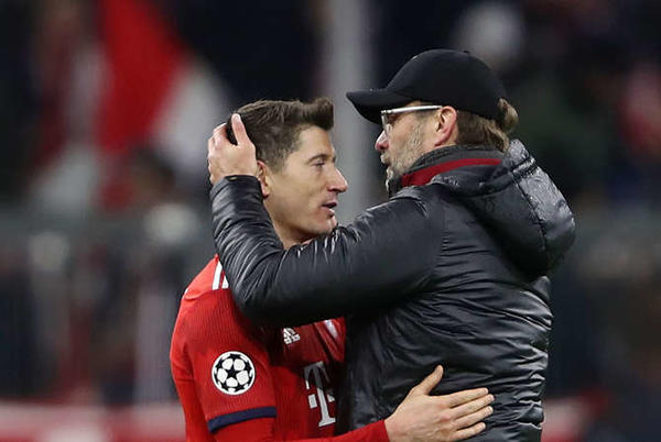Picture for Daily Schmankerl: Liverpool wants Bayern Munich's Robert Lewandowski; How Lewy might fit under Jürgen Klopp; FC Barcelona looking to Russia for a rebuild?; and MORE!