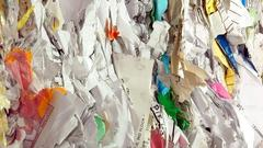 Cover for NERC updates report with domestic recycled paper capacity increases