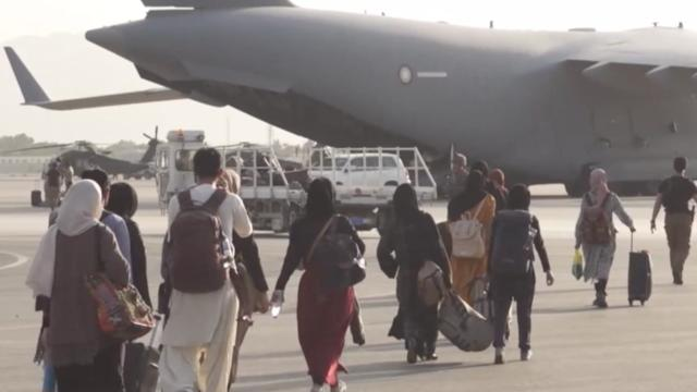 Cover for 1,200 Afghan refugees to resettle in Missouri