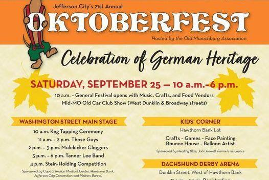 Picture for Jefferson City's South Side celebrates its German heritage this weekend