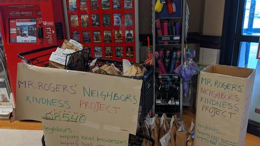 Princeton Resident Creates Mr Rogers Neighborhood Kindness Project That Supplies Toiletries And Other Items To Residents In Need News Break
