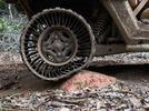 Picture for Soldiers might never have another flat tire with these 'Tweels'