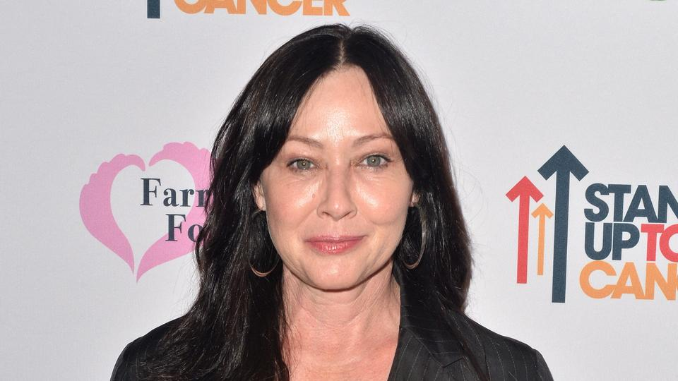 Picture for Shannen Doherty said women in movies aren't relatable because of Botox, facelifts, and fillers