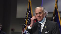 Cover for SC Gov. Henry McMaster sued after turning down federal unemployment aid