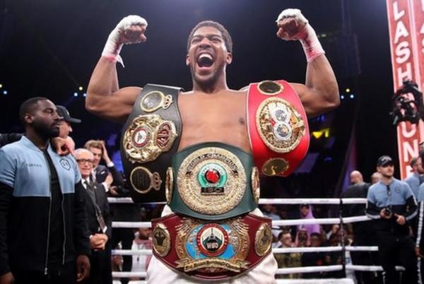 Picture for Anthony Joshua v Oleksandr Usyk: Predictions for the world heavyweight title fight