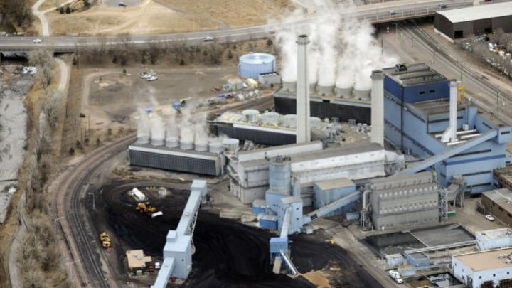Picture for A power plant in Colorado Springs may stop burning coal in order to have cleaner energy